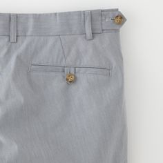 Slim Cuffed Trousers | Men's Suiting | Steven Alan