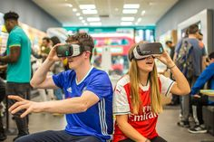 BT Sport will show this weekend's Arsenal–Chelsea game in virtual reality as part of a new BT Sport trial