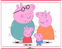 peppa pig craft – Etsy FR