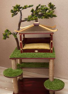 Diy Cat Tower, Cat Tree Plans, Cardboard Cat House, Indoor Pets, Animal Room, Cat Condo, Cat Room, Pet Furniture, Pet Life