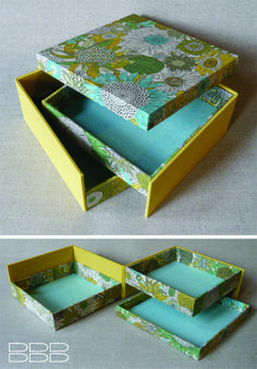 Monica Holtsclaw: Boxmaking