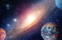 Drei Regeln wie man das Universum bewegen kann uns zu helfen