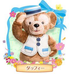 ダッフィー springvoyage2014.4.1〜6.23