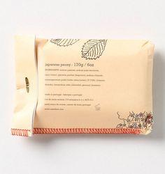 Anthropologie Beauty Packaging branding