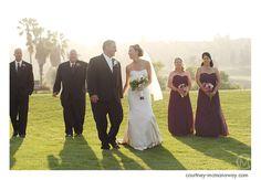 Aliso Viejo Country Club Wedding // Southern California // Photography: www.courtney-mcmanaway.com