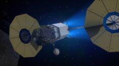 Nasa - A Missão de Redirecionamento de Asteroide (ARM, na sigla em inglês) deverá ser lançada ainda nesta década. O objetivo é enviar um robô a um asteroide próximo à Terra, coletar uma pedra de várias toneladas em sua superfície e redirecioná-la para uma órbita próxima à da Lua. Depois disso, na década de 2020, astronautas serão enviados ao pedaço de asteroide para coletar amostras.