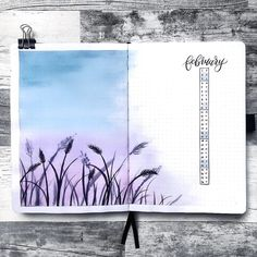 Taking Your Monthly Logs To The Next Level! Bullet Journal Monthly Log Inspiration using Archer and Olive Journals Bullet Journal Cover Ideas, February Bullet Journal, Bullet Journal Monthly Spread, Bullet Journal Notebook, Bullet Journal Themes, Bullet Journal Inspo, Bullet Journal Layout, Journal Covers, Bujo Inspiration