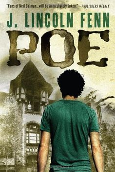 Really liked the voice, characters, and dark humor in this one. I look forward to reading future books by this author. Poe by J. Lincoln Fenn is on Roni'. Best Kindle, Amazon Kindle, Three Year Olds, Reading Challenge, Book Nerd, That Way, Lincoln, Audio Books, Science Fiction