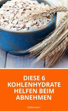 Diese 6 Kohlenhydrate helfen beim Abnehmen   eatsmarter.de
