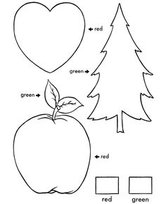 Learning Colors worksheets for toddlers. Free, printable learning colors coloring pages are fun for toddlers. Color Worksheets For Preschool, English Worksheets For Kids, Preschool Colors, Free Preschool, Kids Worksheets, Kindergarten Worksheets, Printable Worksheets, Educational Activities For Kids, Printable Activities For Kids
