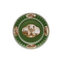 1985 – Vista Alegre - Rousseau Plate