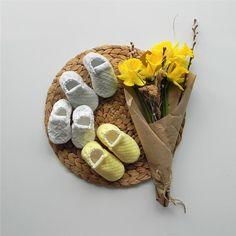 3 or 5 Kit Premium-Soft Fabric Newborn Slippers Soft Sole Baby