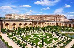 France Palace of Versailles Travel Souvenir Photo Fridge Magnet Palace Of Versailles France, Versailles Garden, Copacabana Palace, Grand Parc, Palace Garden, Garden Fountains, Champs Elysees, Places To Visit, Scenery
