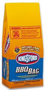 Now you can just light the bag! BBQ Bag® Single Use Charcoal Briquets allow you…