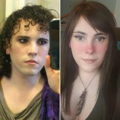 Facial Feminization Surgery, Mtf Transition, Male To Female Transformation, Transgender Girls, Gorgeous Women, Beautiful, Nice Tops, Feminism, Give It To Me