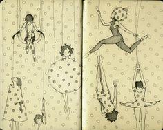 like cirque du soleil
