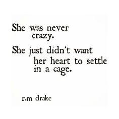 R. M. Drake @rmdrk Excerpt of
