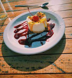 Cheesecake is always good🍰 #cake #cheese #dessert