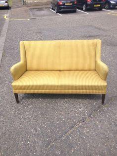 Danish vintage two seater sofa 1960 s