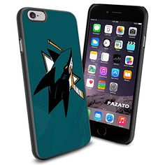 NHL HOCKEY San Jose Sharks Logo, Cool iPhone 6 Smartphone Case Cover Collector iphone TPU Rubber Case Black 9nayCover http://www.amazon.com/dp/B00UNN1MGU/ref=cm_sw_r_pi_dp_TvMsvb0BCWV9K