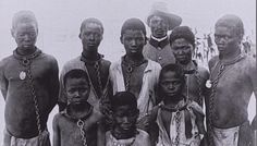 THE FIRST GENOCIDE OF THE 20 CENTURY : EUROCENTRIC ANNHILIATION OF THE AFRIKAN BLOOD IN NAMIBIA 1904 - 1907