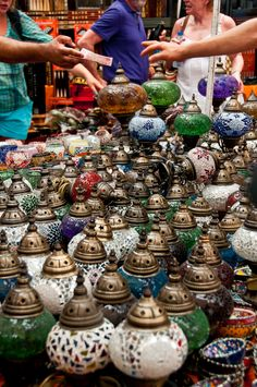Fethiye market in Turkey. |Pinned from PinTo for iPad|
