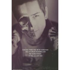 Mitch lucker suicide silence ❤ liked on Polyvore