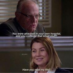 12.10 lol Meredith