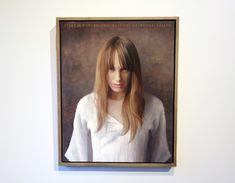 David Kassan, Stare in Piedi Nell'Osservatione Silenziosa (Standing in Silent Observation), 2004, Gallery Henoch