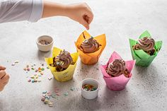 Desserts, Food, Sunflower Oil, Vanilla, Measuring Cup, Kitchen Workshop, Pot De Creme, Baking Cupcakes, Kid Recipes