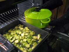 Dutch Oven Rustic Garlic Chicken