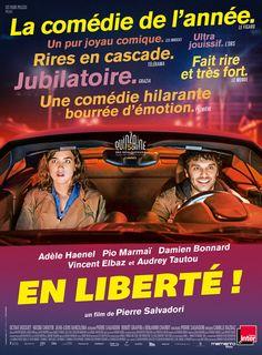 En liberté ! - film 2017 - AlloCiné Audrey Tautou, Adele, Film 2017, 2018 Movies, All Movies, Horror Movies, Prime Movies, Movies Box, Movies Free