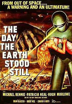Poster - The Day The Earth Stood Still