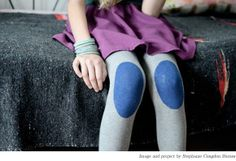 (LL) Learning To PatchTights by Creature Comforts