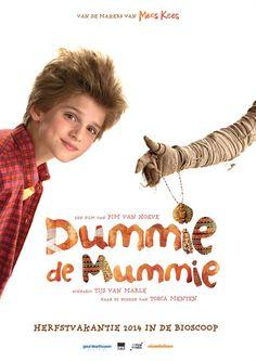 Dummie De Mummie, naar de boeken van Tosca Menten.