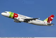 Photo TAP Portugal Airbus A320-214 CS-TNN