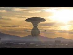 GIGANTIC UFO Mothership in New Mexico, December 18th 2012