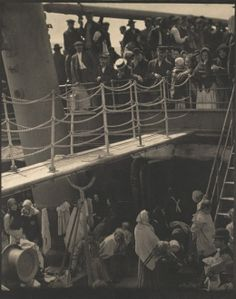 Alfred Stieglitz - The Steerage