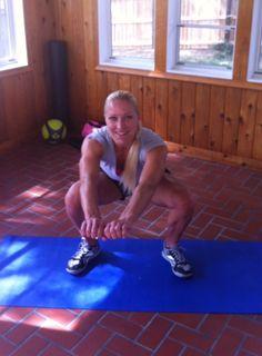 GNC Lean Legs Workout Part 2