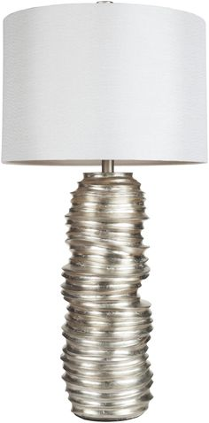 Chic Table Lamp - adds great texture to a room