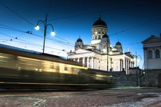 Helsinki Cathedral by Bob Small 500px