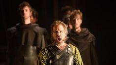 2017年10月4日〜11月14日 🏠 English Touring Opera 🎼 ヘンデル「ジュリオ・チェーザレ〜トロメオの死」 👤 クリストファー・エインズリー 👤 ベンジャミン・ウィリアムソン
