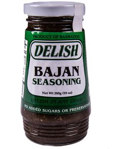 Delish Bajan Seasoning