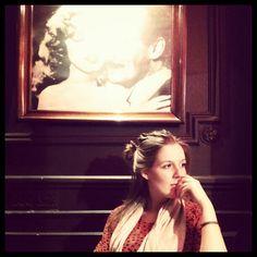 Mitsy @ oudste cinema van Gent