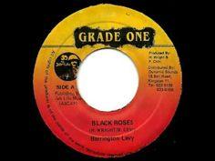 BARRINGTON LEVY - Black roses + roses dub (1983 grade one) - YouTube