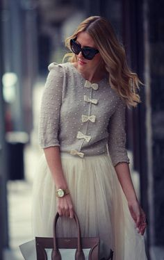 Tulle skirt...adorable!