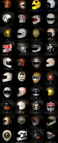 """21 Helmets"""