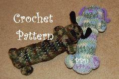 Dog Woobie Crochet Pattern