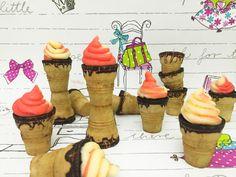 Ice-Cream Cupcakes        Februar 21, 2015 Ice-Cream Cupcakes