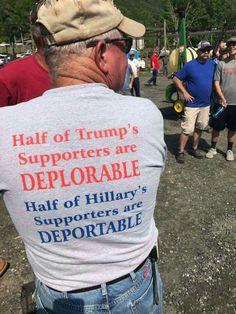 I love this guy's shirt!